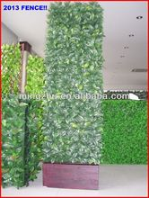 2013 China fence top 1 Trellis hedge new material cold rolled palisade fencing