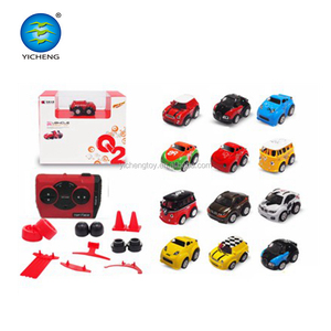 RC Hobby 2010E 5CH infrared remote control toys mini stunt toy car