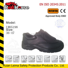 leather safety shoes high quality china safety shoes antimicrobial shoes