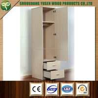 Competitive Price modern plywood wardrobe design