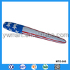 New design promotional USA flag PVC inflatable stick toy for kids