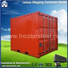 easy installation Professional Design 10ft container house