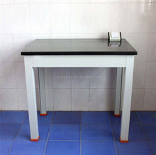Physics marble worktop lab balance table bench
