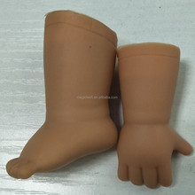 baby born doll, life size realistic baby doll feet hands