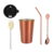 500ML 304 stainless steel cup with lid drinking cup for Cold coffee milk tea