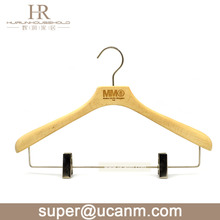 2017 Hot Sell Luxury Wooden Pants Hanger
