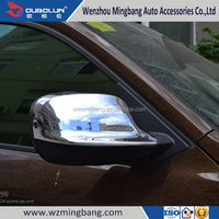 Chrome Door Mirror Cover for 2012 - 2014 BMW X1 Chrome Accessories