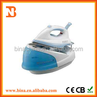 Best Steam Iron with Boiler