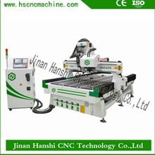 Jinan Hanshi strong stable 2030 new invented cnc router machine center making cabinet