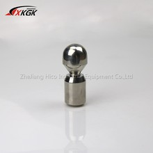 High Quality Rotary Thread Stainless Steel Spray Cleaning Ball To USA / European Market