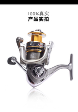 New brand 2017 golden fish fishing reel for promotion