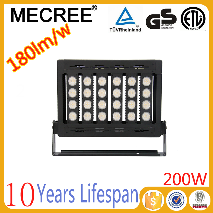 LED lumen meter floodlight 200 watt 240 watt 250 <strong>w</strong> soccer LED fluters mini-soccer pitch 500w LED flood light Aliexpress Italian