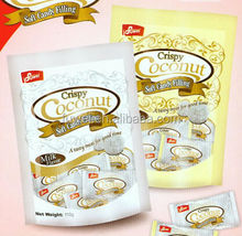 110g coconut soft candy milk and sweet corn flavors
