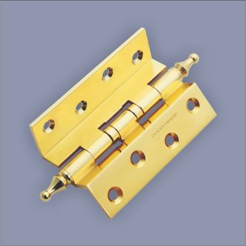 Brass hinge/Door hinge/Furniture hinge 4''x3''x3.0 mm