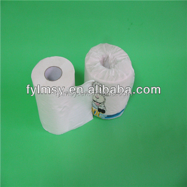 recycle 100g - 180g 10x9cm toilet rolls sanitary paper manufacturer