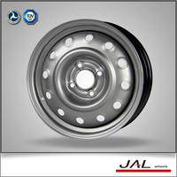 Auto Part OEM Manufacturing Silver Rims Wheels of 14""