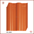 High Level Waterproof Colorful Classic 310x400mm Villa Roof Tile