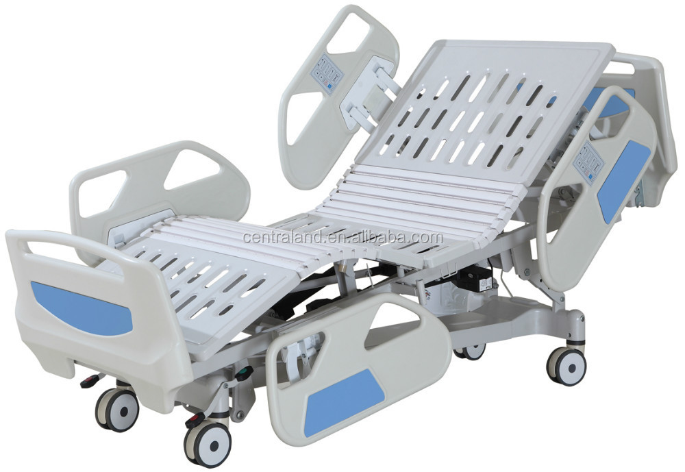 Invacare Full Electric Hospital Bed Set - FREE Mattress & FREE Rails
