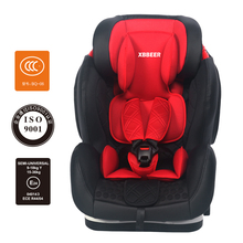 Ningbo manufacturers leather car child seat baby car seats 9-36kg for toddlers