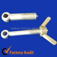 Custom Metal Fasteners Cap Nuts And