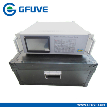 GF302D high precision three phase Electric Meter Testing System