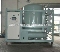 Sell Double Stage Vacuum Transformer Oil Purifier/Used Oil Recycling Plant/Insulating Oil Purifier