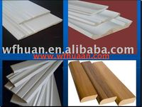 MDF molding, crown molding