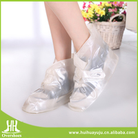 Latest PVC Running transparent Shoe Cover for Men and Women in Raining Days