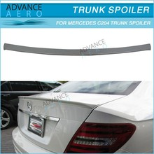 AMG STYLE TRUNK SPOILERS FOR 11 12 MERCEDES BENZ C204 C-CLASS COUPE