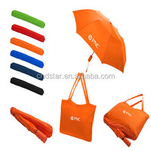 2016 Personalized ALL IN ONE - Umbrella with Tote Bags , Promotion Bags
