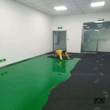 High performance Solvent Free Epoxy Resin Durable Food Factory Hospital Epoxy Floor Paint for Car parking School