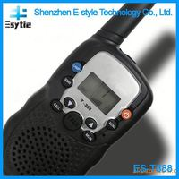 8-22 Channels two way radio antenna with Backlit LCD Screen for china alibaba T-388
