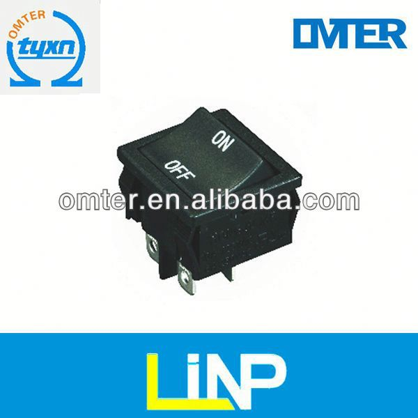 TOP Quality on-off illuminated 120v rocker switch