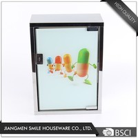 Home Storage furniture large mirrored medicine cabinets for bathrooms