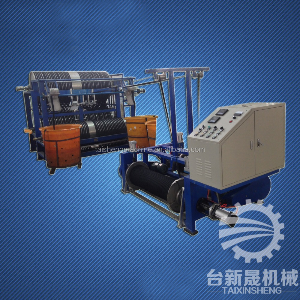 The Dyed Zipper Conveying Machine Constant Speed And Constant Tension Conveying