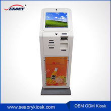 high quality self payment kiosk/china kiosk manufacturer/lottery vending machine