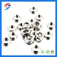 Sintered NDFEB Ring Magnets Manufacture in China