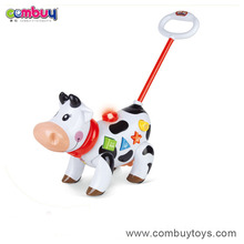 Animal Toy Plastic Toy Milk Cow For Wholesale