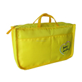 Promotional traveling cosmetic bag
