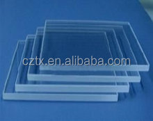 Reliable Reputation High Quality Quartz Crystal Substrate