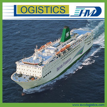 Sea shipping line tracking to LECCO ITALY