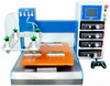 approved desktop automatic dispensing robot . AB glue dispensing robot