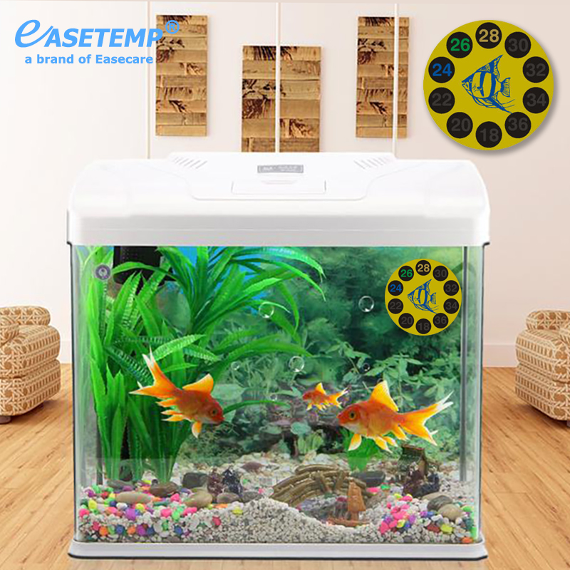 Aquarium Thermometer for <strong>Fish</strong> Tank, 18-36 degree in Celsius scale, 500pcs/lot or 1,000pcs/lot, Free Shipping by DHL