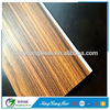 Pvc Wood/Natural Wood Look Like Plastic Flooring/Pvc Outdoor Deck Floor Covering