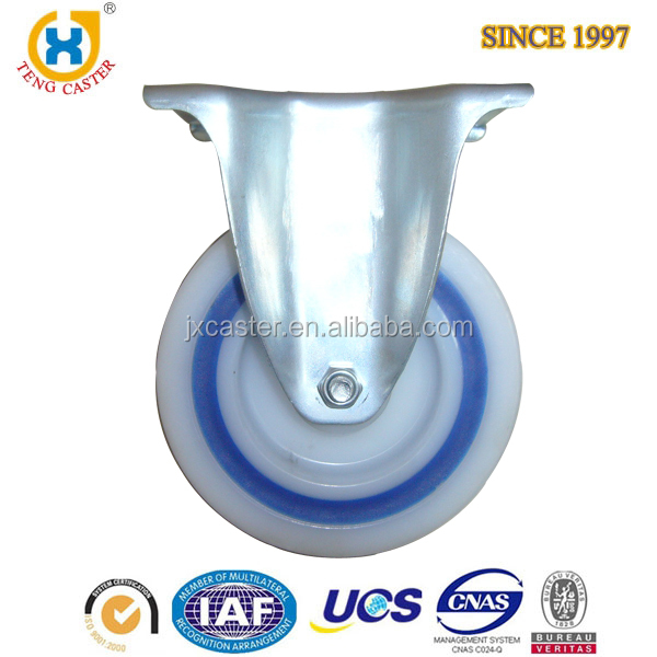 Sandwich Rigid Caster Wheel China Galvanized Rubber Toy Tyre
