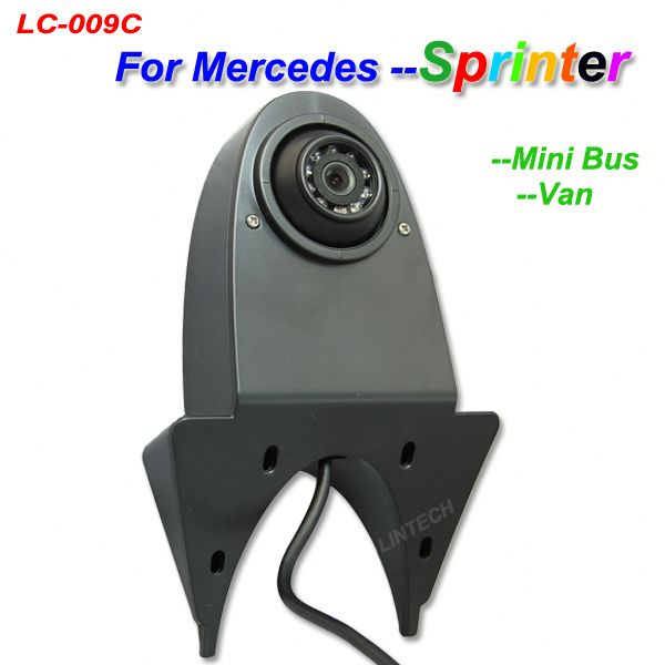 2014 New Mercedes Benz Sprinter ccd 163 degree backup for Van