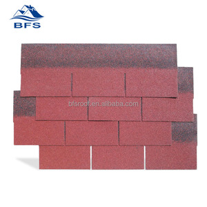 Free Samples Durable Color Customized cheap asphalt shingles