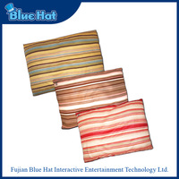 Excellent quality custom stripe cushion pet dog beds