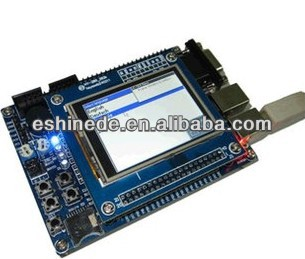 Stm32 development board 2.4 tft 512k flash 64k stm32f103 sram