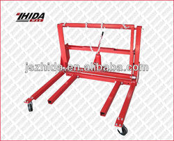 Car Wheel Dolly Truck Tire Repairing Lifting Tool